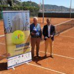 Convenio de colaboración entre el Real club de Tenis de San Sebastián y Gipuzkoa Basket Club
