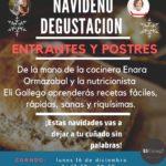 SHOW  COOKING  NAVIDEÑO  por  ELI  GALLEGO