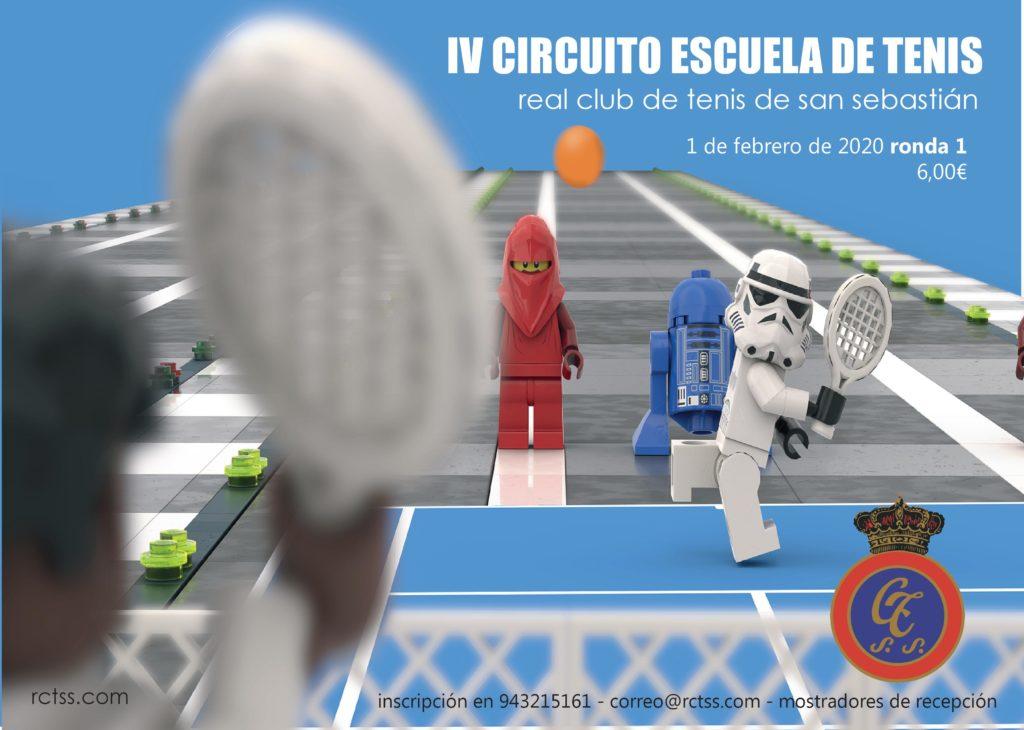 I  PRUEBA  DEL  IV  CIRCUITO  ESCUELA  RCTSS