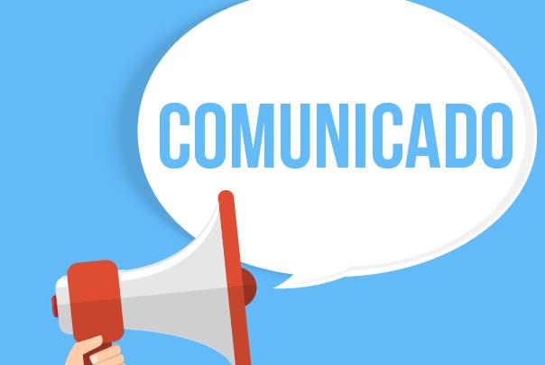 COMUNICADO – JAKINARAZPENA