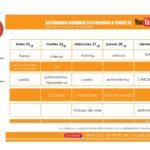 ACTIVIDADES DIRIGIDAS EN STREAMING SEMANA DEL 25 AL 29 DE MAYO