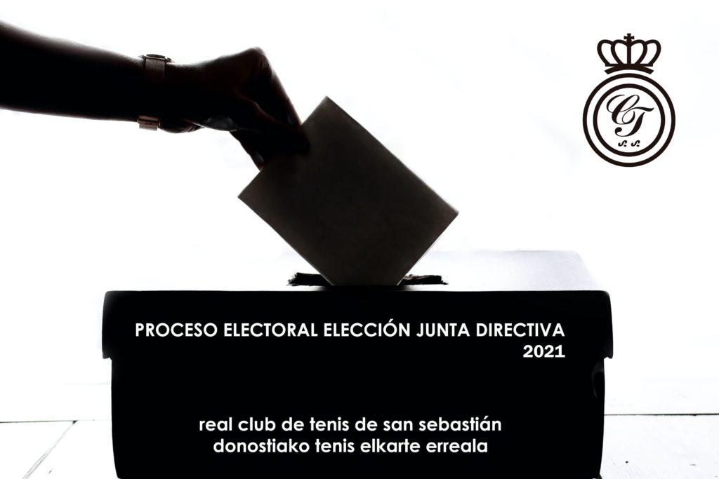 PROCESO ELECTORAL ELECCIÓN JUNTA DIRECTIVA